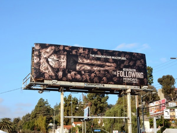 Following season 3 male billboard