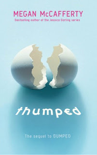 Review: Thumped by Megan McCafferty