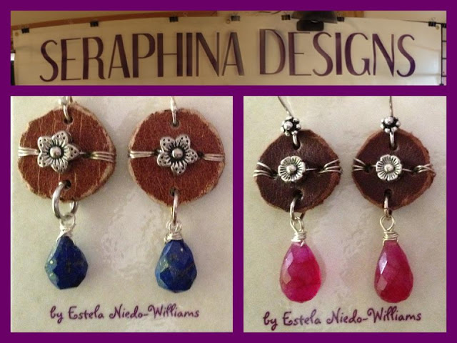 Repurposed Jewelry by Seraphina Designs