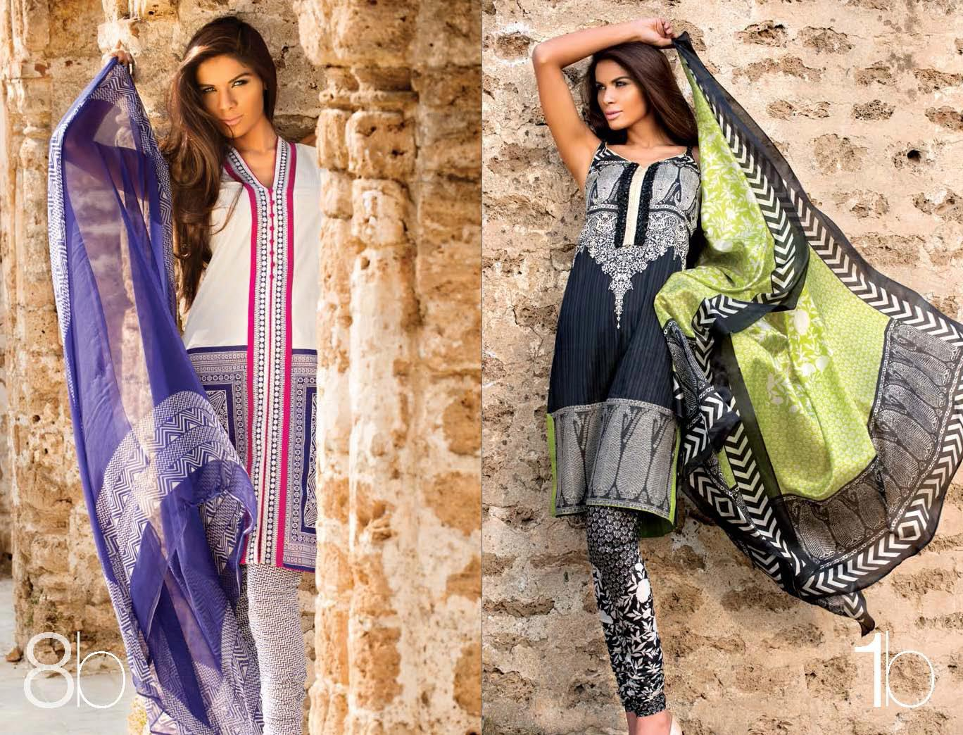 SanaSafinazLawnCollection2013 2014wwwShe9blogspotcom252862529 - Sana Safinaz Lawn Collection 2013