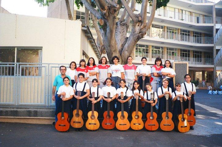Fernando hern ndez le n profesor de guitarra cl sica for Casa clasica caracas