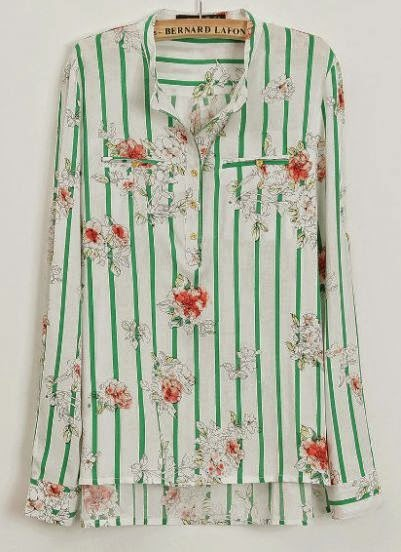 http://www.sheinside.com/Green-and-Beige-Striped-Florals-Print-Long-Sleeve-Blouse-p-165182-cat-1733.html