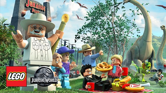 Lego Jurassic World PC Game Full Download.