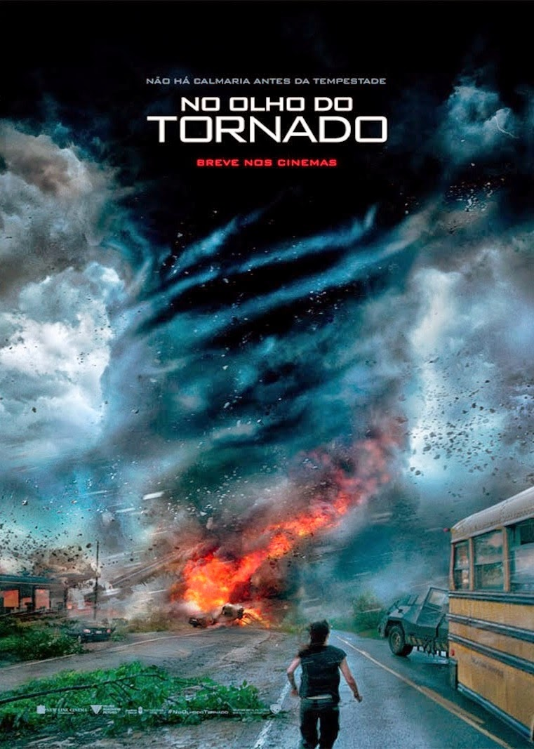 No Olho do Tornado – Dublado (2014)