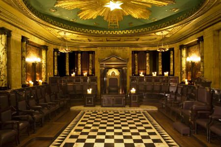 The Temple Meeting Room London