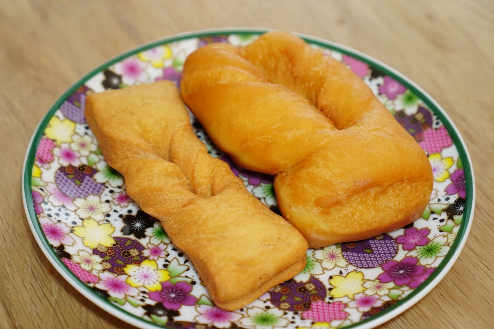 Dreaming of Food: Klejner - Danish Christmas Pastry