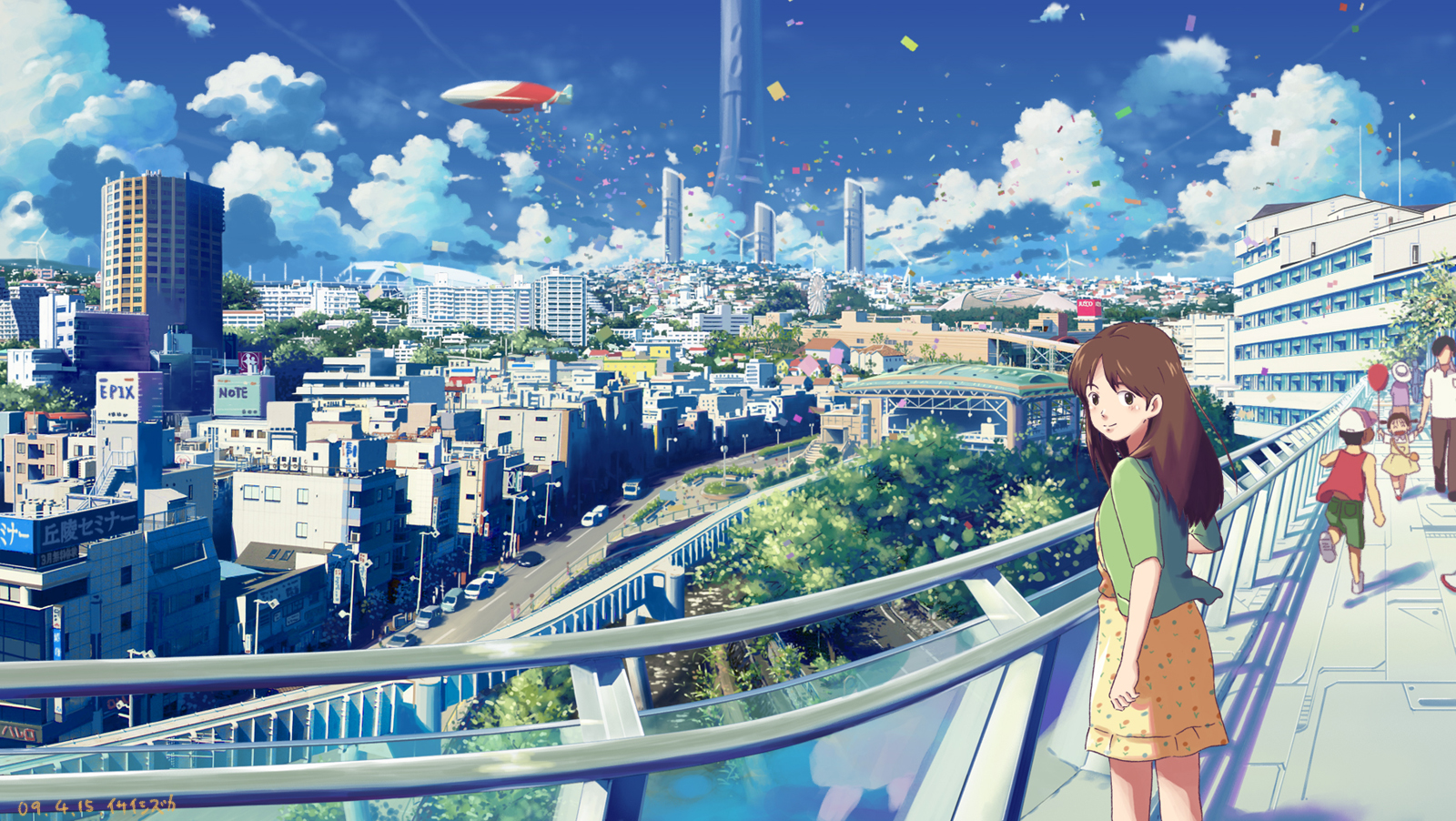 Anime Scenery Forest Displaying 13> Imag...