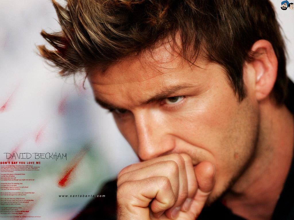 The Us Trends David Beckham David Beckham Is Anenglish Footballer Who