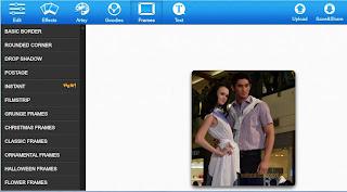 cara edit foto keren untuk picture blackberry