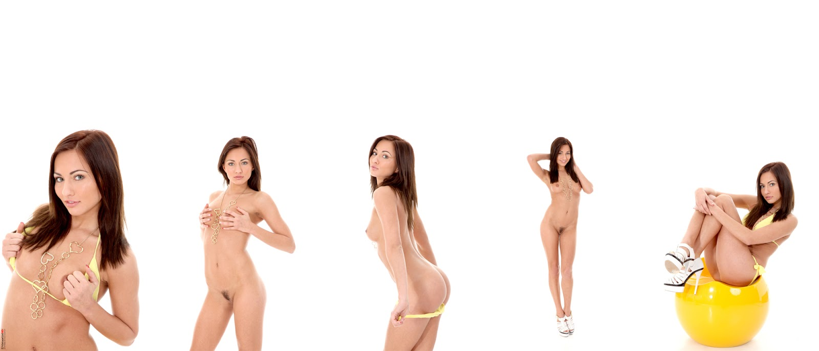 Sexy Model Naked Pussy VirtuaGirl HD
