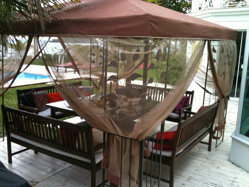 tendas e gazebos para jardim ? Doitri.com