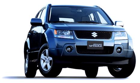 Suzuki vitara new DOHC