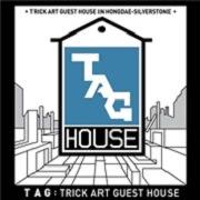 Trick Art Guest House เกสเฮ้าส์ราคาประหยัดย่านฮงแด