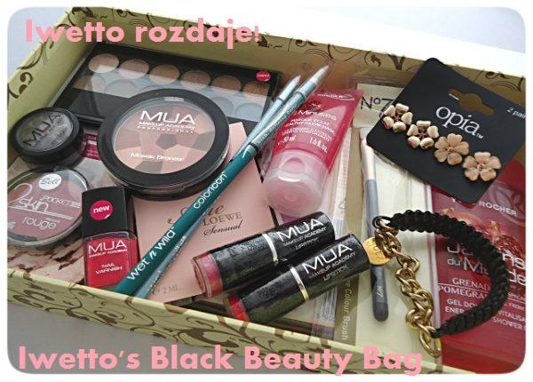 Rozdanie u BLACK BEAUTY BAG