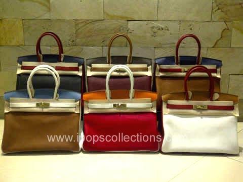 Ipops Collections: Tas Hermes Birkin Ori dan Tropis