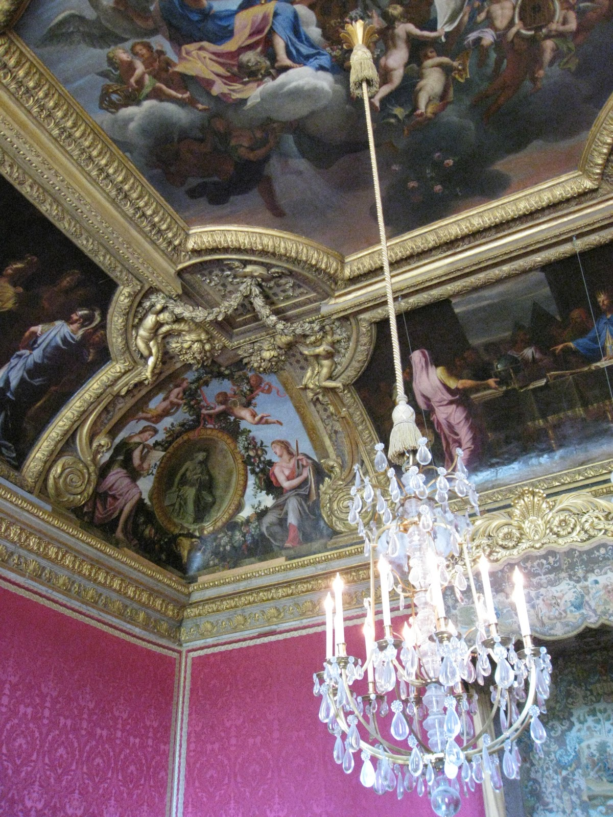 Ornamentsnijder   patrick damiaens: de interieurs van versailles ...