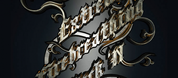 Silver Style Text Effect in Photoshop