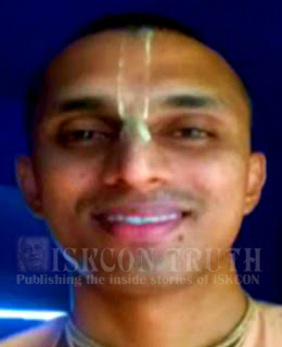 ISKCON Mangaluru Devotee Ravi Kumar Murdered