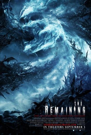 El Remanente (2014) Dvdrip Latino [Thriller]