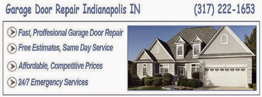 Garage Door Repair Indianapolis