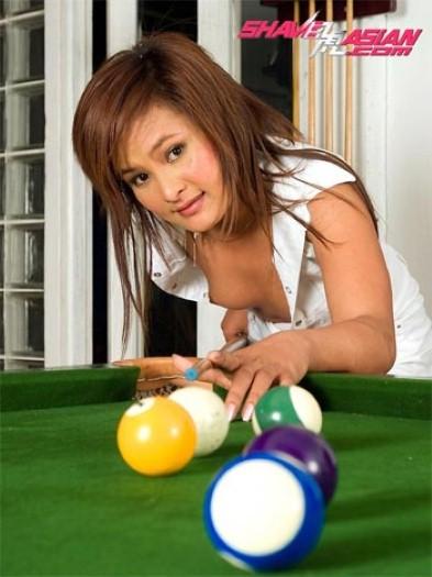 Young Naked Slutty pool girl