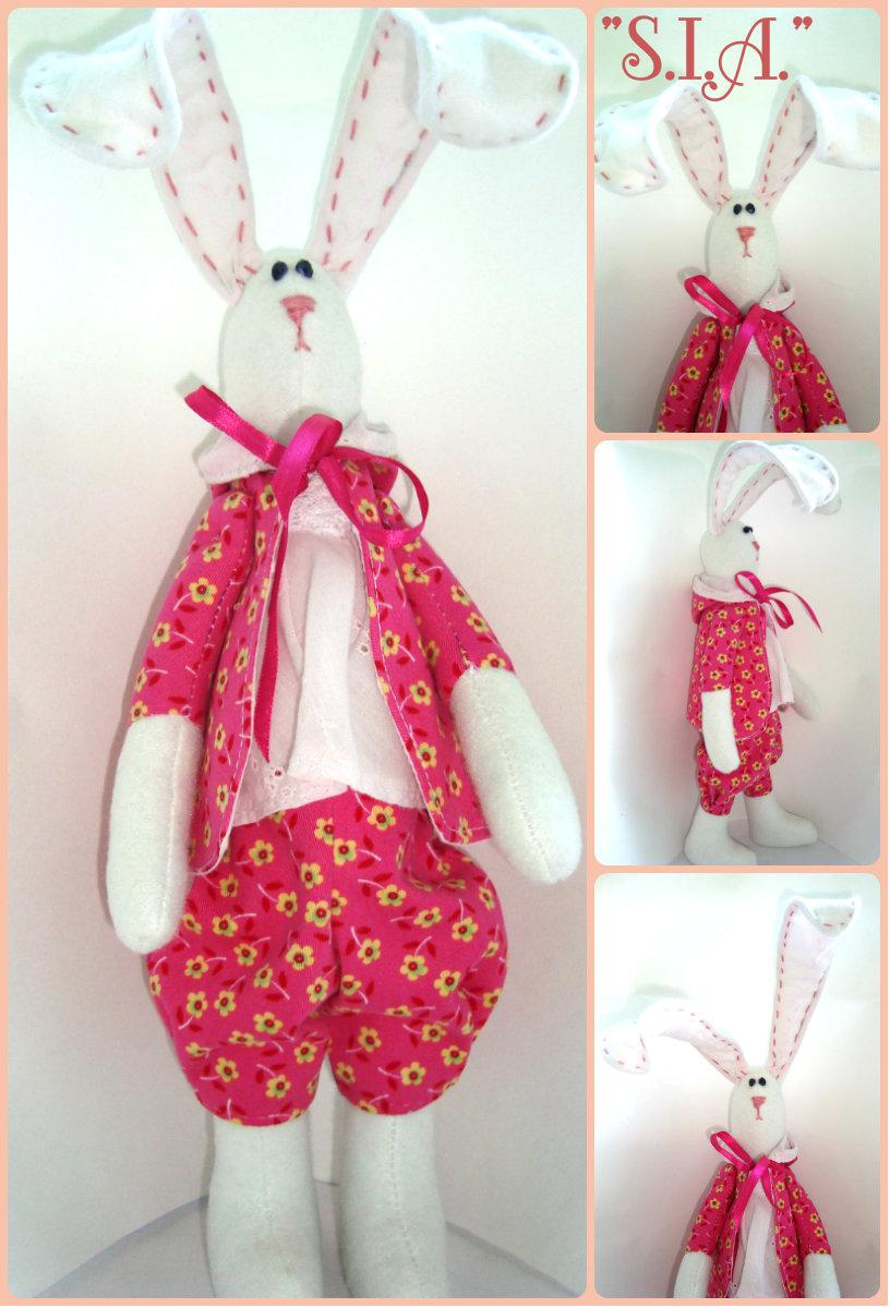 Текстильная кукла Тильда!