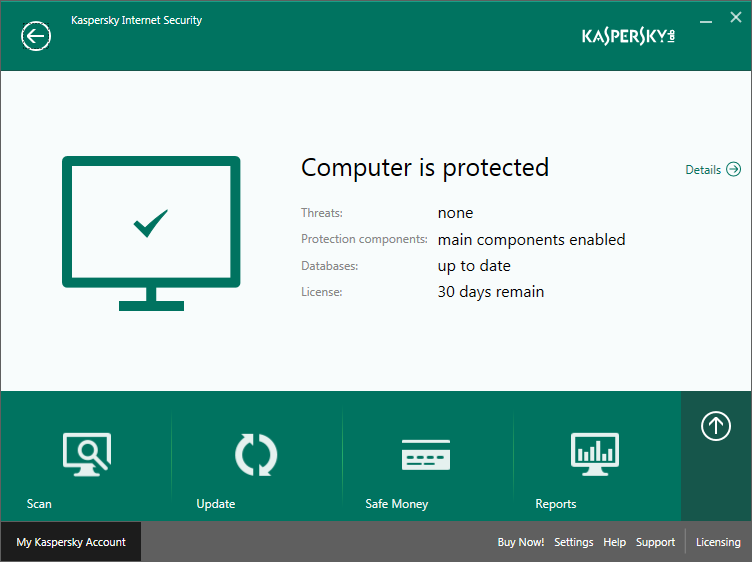 Kaspersky İnternet Security 2014 Serial
