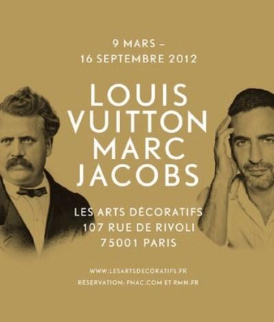Mademoiselle louise louis vuitton marc jacobs r union dans la s paration - Les arts decoratifs paris ...