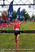 Mattie Suver 2012 Club XC Champion