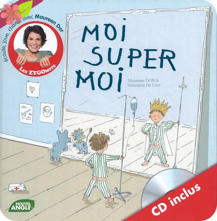 """""""MOI SUPER MOI"""" de Maureen Dor et Valentine De Cort"""