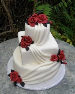 imagens de Decoração para Casamento Vermelha