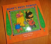 Bears Busy Family