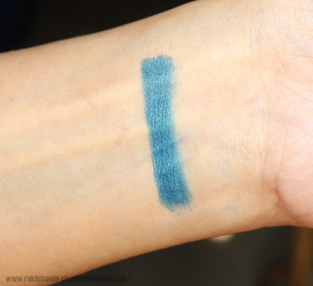 NYX Auto Eye Pencil-review, swatches