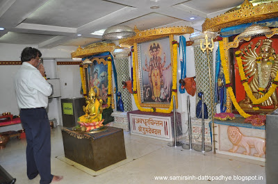 Bapu_at_Shree_Gurukshetram