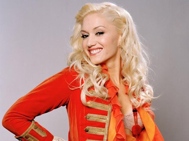 Dancer Gwen Stefani