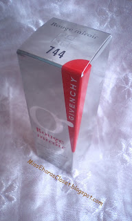 Givenchy Rouge Miroir Lipstick -shade 744-