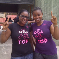 """My Oga @ The Top"" Fashion"