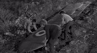 Finding WWII scrap