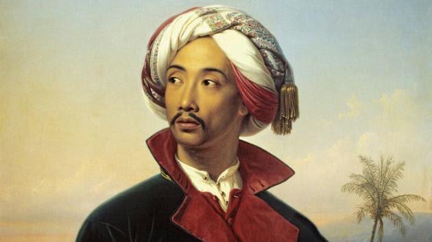 Gambar lukisan Raden Saleh