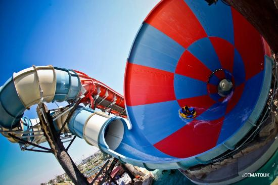 Leap of Faith: Yas Waterworld - A Review Yas Waterworld Dawama