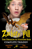 Zachary Pill, The Dragon at Station End Trilogy