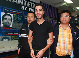 FBI wanted Algerian Hacker Arrested in Thailand
