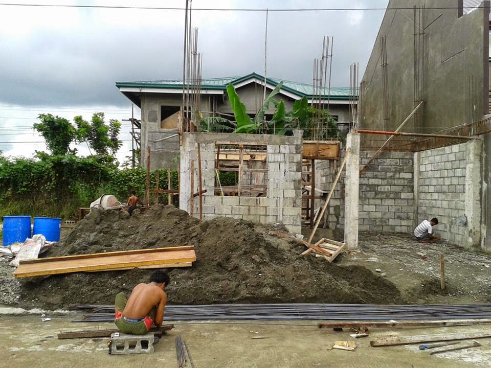 simple houses in the philippines the grove subdivision house construction project in mandurriao