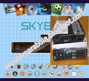 Skybox A 5 HD untuk codec 4.2.2