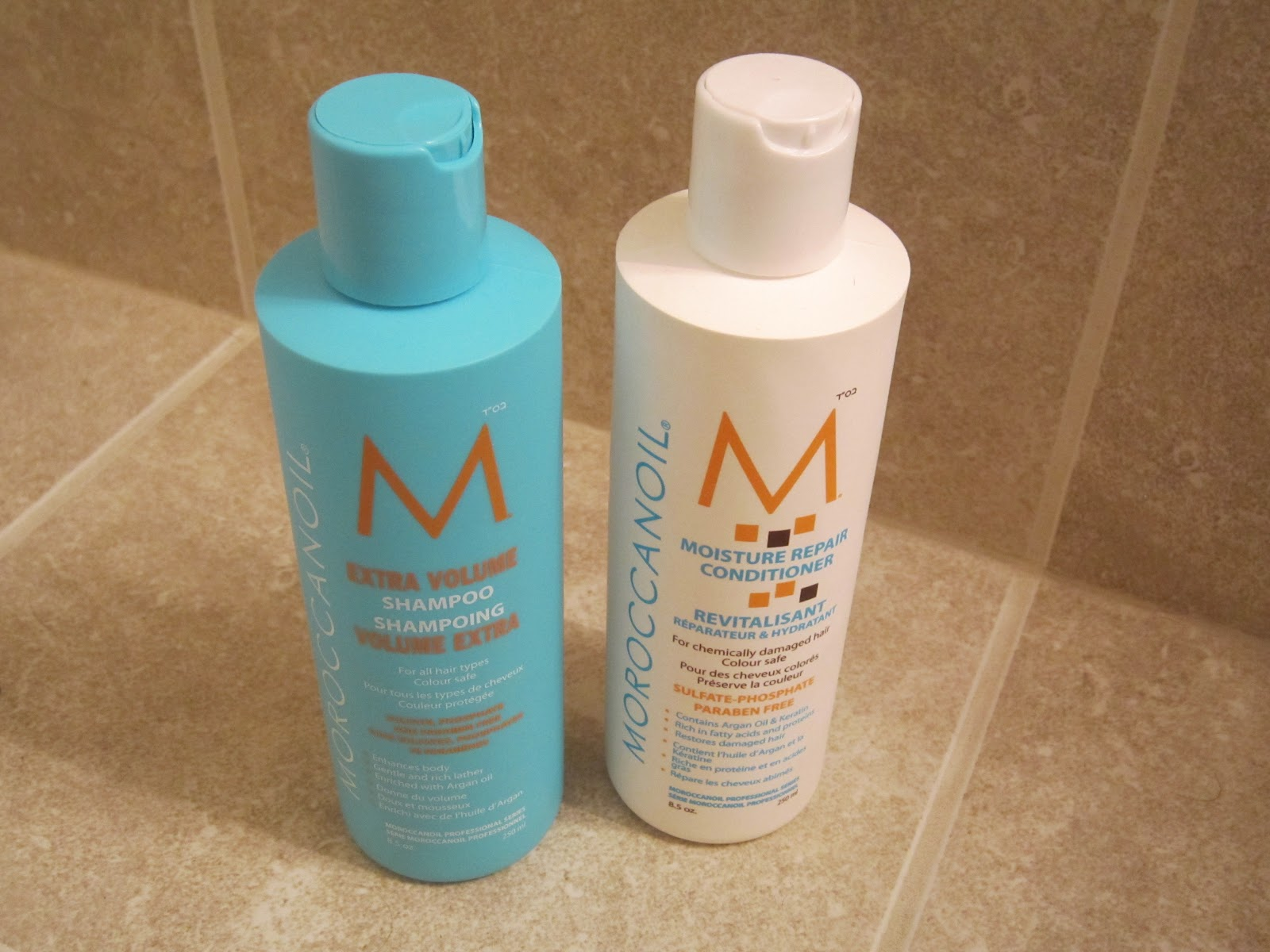 moroccan oil shampoo reviews