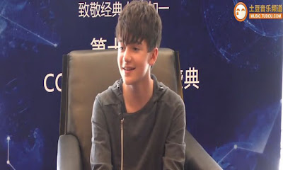 Greyson Chance MTV Interview in Beijing China Video - 2012