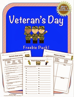 http://usingmyteachervoice.wordpress.com/2013/11/01/freebie-friday-veterans-day-creative-thinking-and-more/