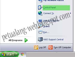 cara menghapus program file (remove)
