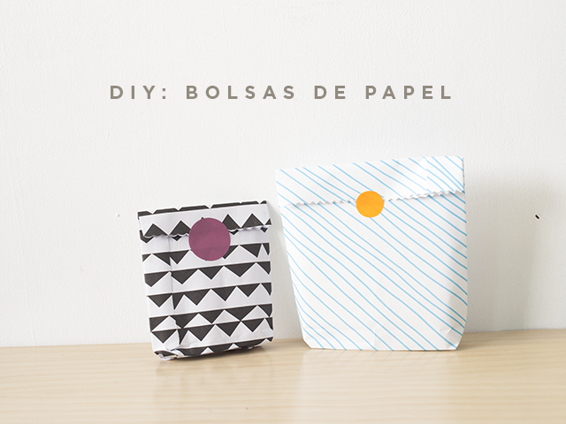 Milowcostblog diy bolsas de papel para regalos - Papel de regalo original ...