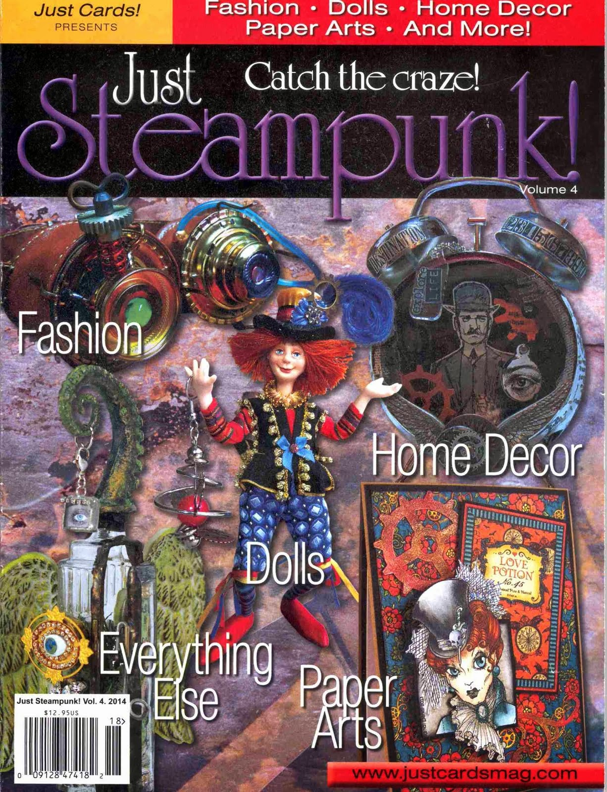 Just Steampunk
